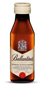 BALLANTINES 0.05L 40% x 12