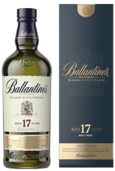 BALLANTINES 0,7L 17 YO CTN 40%