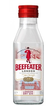 BEEFEATER GIN 0.05L 40%